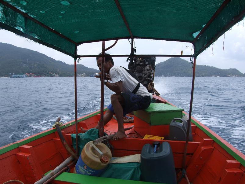аренда лодок на самуи