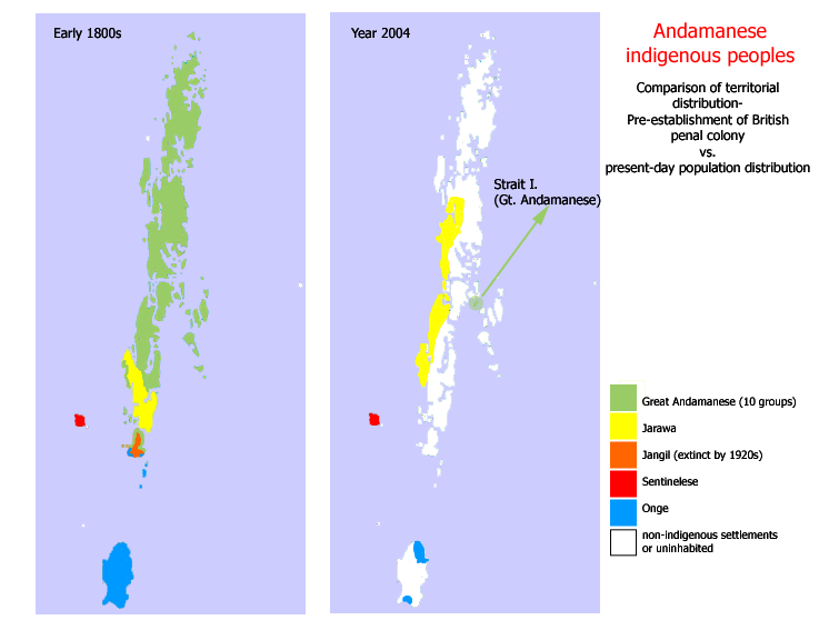 Andamanese_comparative_distribution